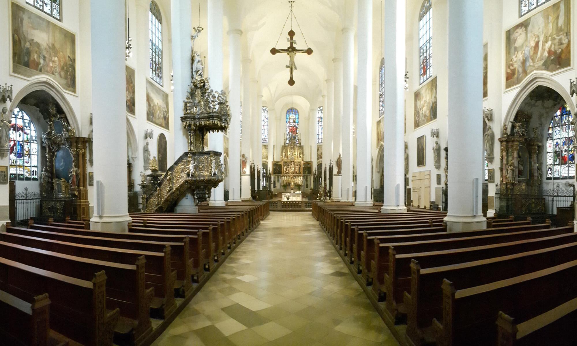 Orgelbau-Förderverein St. Jakob